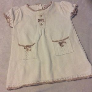 Catherine Malandrino mini babydoll dress 3-6mo